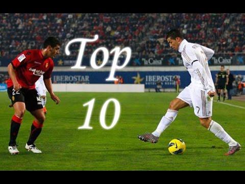 Cristiano Ronaldo || Top 10 Skill Moves Ever || Hd || video