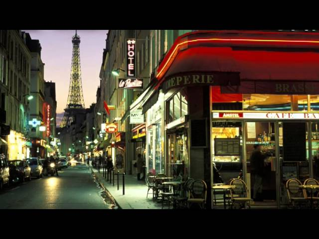 Half an Hour of Relaxing Music-a Little Trip to Paris