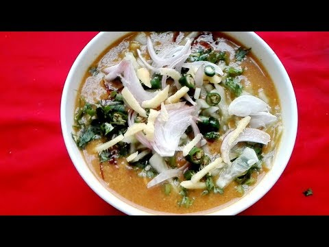 হালিম রেসিপি | Restaurant Style Halim | Ramadan Special Haleem|How to make Halim|Shahi Haleem Recipe