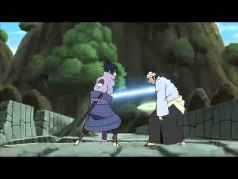 Sasuke Vs. Danzo - Go To Sleep video