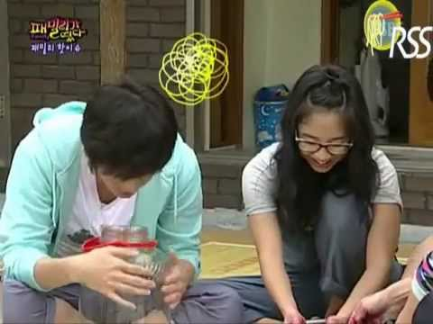 Funny Yoo Jae Suk failed to prank Song Jihyo [eng]