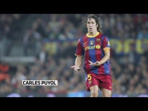 Sporty News: Carles Puyol is the new orang utan's friend