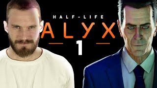 Half Life Alyx (3) is OUT & it's AMAZING! - Full Playthough