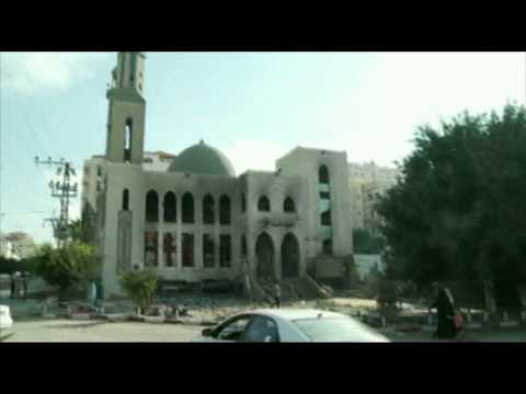 Violence escalates in Gaza after Israeli tank shells slammed a UN school