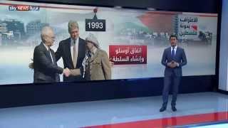 مسار الاعتراف بالدولة الفلسطينية