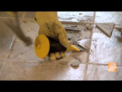 Como cambiar tejas rotas