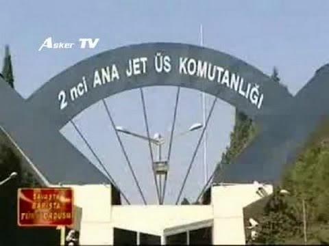 Bir Pilot Nasıl Yetişiyor 2. Ana Jet Üs Komutanlığı « Asker.TV
