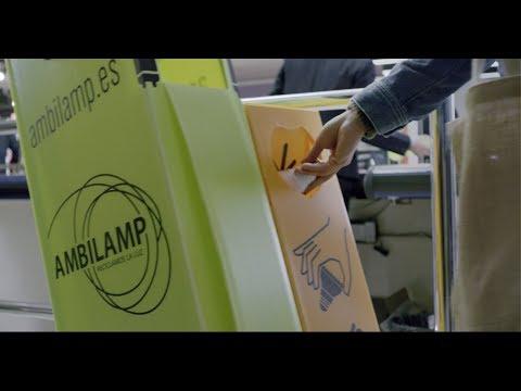 CHINA crea la nueva campaña de AMBILAMP