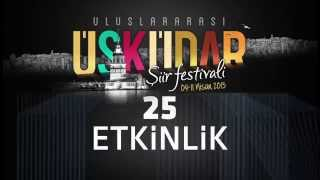 USKUDAR INTERNATIONAL POETRY FEST - Teaser