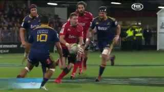 Fox Rugby: The Shortball 2015 (Week 9) | Super Rugby Video Highlights