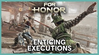 For Honor Year 3 Heroes PVP and Arcade Gameplay | Ubisoft [NA]
