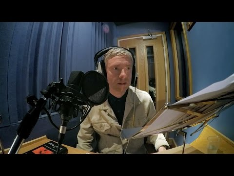Martin Freeman voices Brian's audio book - Brian Pern: 45 Years of Prog and Roll - Episode 3 Preview