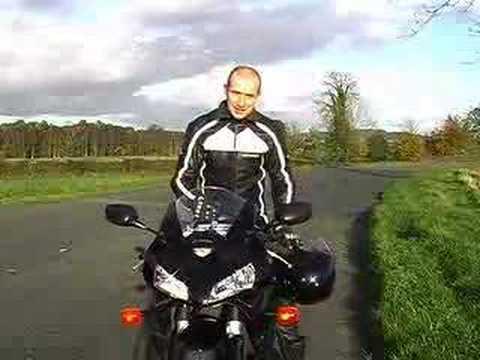 Honda CBR600RR Road Test