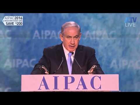Israel Prime Minister Benjamin Netanyahu's Speech at AIPAC 2015
