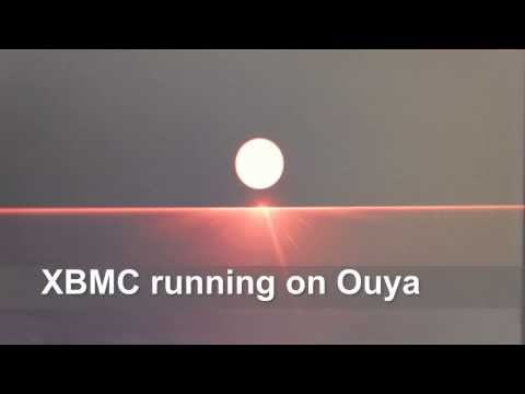 Demonstration Video - XBMC Running on Android based Ouya