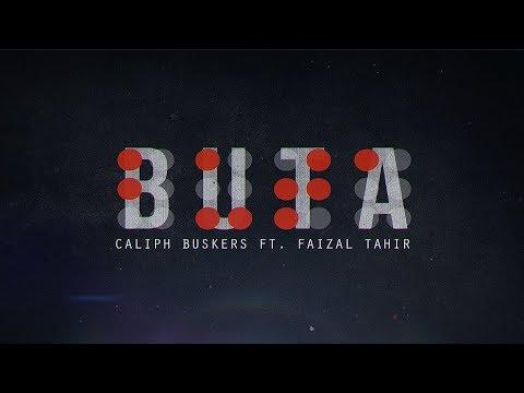 Buta (Official Lyric Video) - Caliph Buskers ft. Faizal Tahir