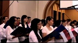 Indonesia Subur, Paduan Suara Serafim Tegal