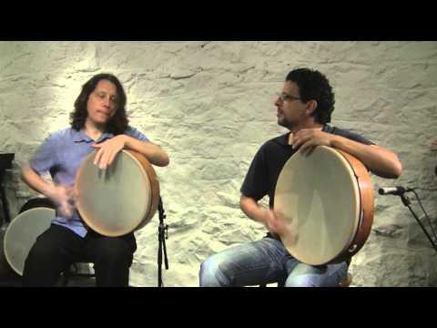 Say Ahh... Frame Drum Duet