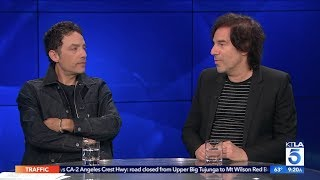 """Andrew Slater & Jakob Dylan on their New Documentary """"Echo in the Canyon"""""""