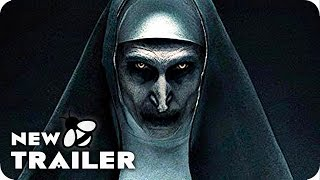 The Nun Trailer (2018) The Conjuring Spin-Off Horror Movie