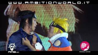 AMBITIONWORLD Eventi - Japan Anime Live ITALY Backstage Secrets- AMBITION HD