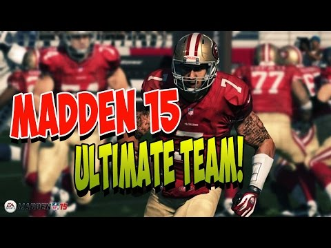 Madden 15 | Shocker360 Lock it up D! | Live Season 2 game 7 | Madden 14 Ultimate Team