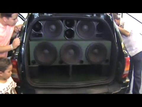 Sound Car & Tuning Show San Cristobal 15 y 16Ago2009 Exhibicion LA CHIQUINQUIREÑA