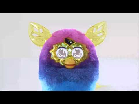 Furby Boom Crystal Review New 2014 Edition Top Selling Christmas Toy