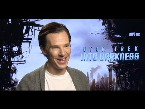 STAR TREK interviews - Benedict Cumberbatch, Chris Pine, Zachary Quinto, J.J. Abrams & more!