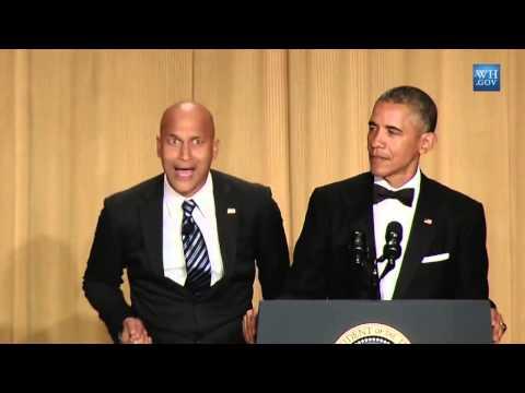 President Barack Obama   Anger Translator (White House Correspondents Dinner 2015) Legendado PT Br