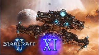 StarCraft II Campaign Part 11