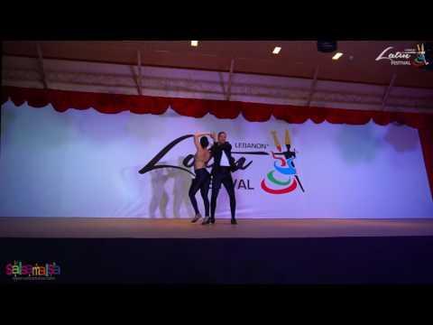 Rodrigo Cortazar & Alien Ramirez Show | Lebanon Latin Festival 2016