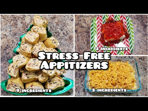 3 EASY and QUICK Appetizers To Bring to Your Next Party - Bella Boo's Lunches