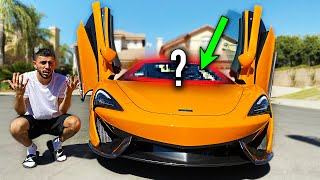 Did HATERS Do This To My Brand New Mclaren 570 Spider?!