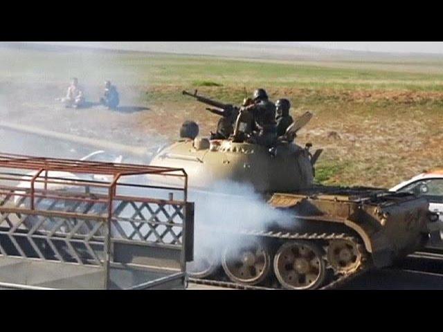 Iraqi Kurds celebrate breaking of ISIL siege around Mount Sinjar