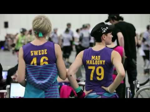 London Rollergirls: Anarchy In The UK