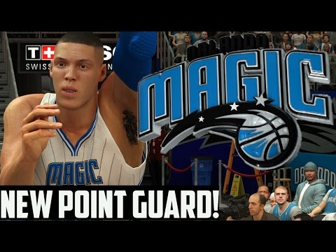 NBA 2K17 Magic MyGM Y2 | 2018 Draft | New Point Guard, Did We Trade or Draft?