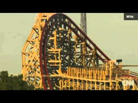 Woman Dies After Fall From Texas Roller Coaster