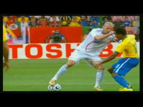 Zinedine Zidane Top 10 Best Ever Moves Music Videos