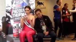 Catriona gray and chavit singson funny videos