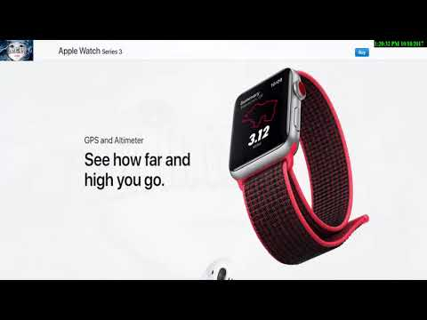 Apple Watch Series 3 - Great with your iPhone! - REVIEW