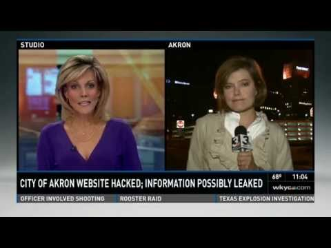 USA NEWS | Akron City Hacked by Turkish Ajan Hacker Maxney
