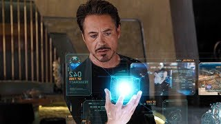 Phil Coulson Recruits Tony Stark - The Avengers (2012) Movie CLIP HD
