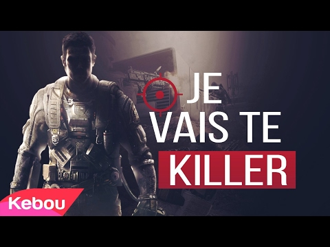 KEBOU - JE VAIS TE KILLER [CLIP OFFICIEL]