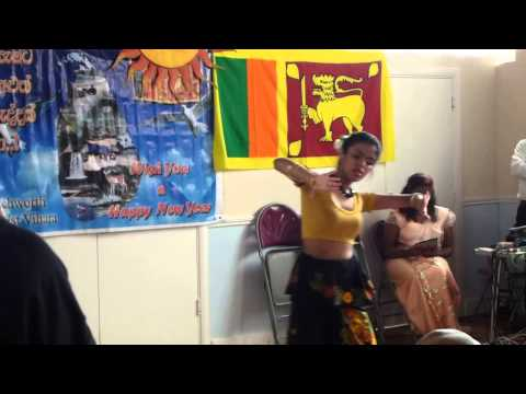 Dance To Game Suwanda Awurudu2014 video