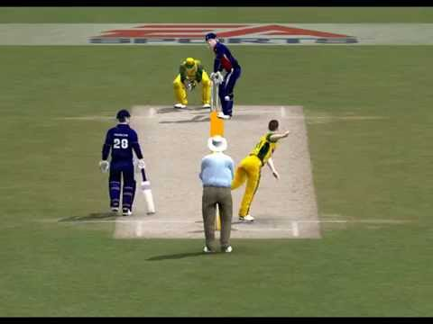 Australia v England, ICC Cricket World Cup 2015 at Melbourne, EA Sports Channel