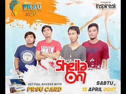 Sheila On 7 -  Live PRSU Medan Jadikan Aku PacarMu
