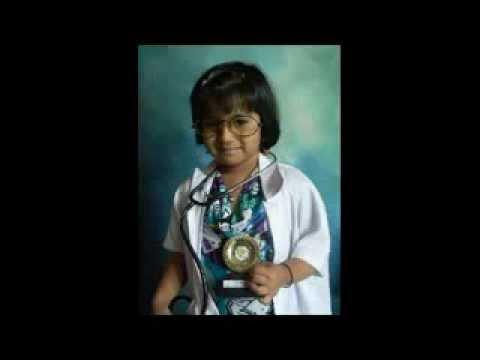 Sweet Daughter Dr Lehak Khasturi ( Community Helper ) Tree House 17 Oct 2013( Nursery )