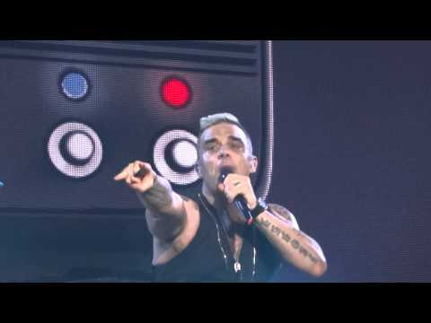 Robbie Williams - Come Undone/Still Haven't Found - 25-4-15 Abu Dhabi HD FRONT ROW