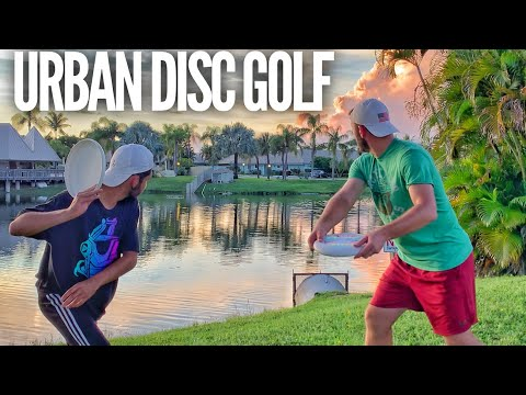 Urban Disc Golf Battle | BroFive